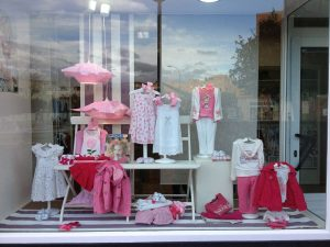 Boutique infantil centrica U$45.000